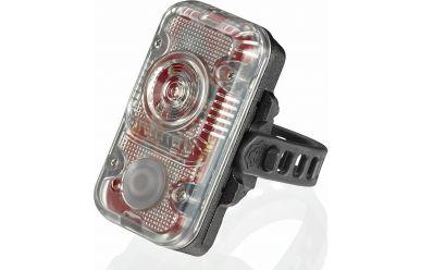 Lupine ROTLICHT 2W Rotlicht mit Bremslichtfunktion und Helligkeitssensor