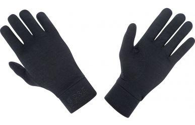 Gore UNIVERSAL Merino Unterzieh-Handschuhe black, 9