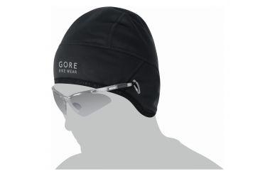 Gore Universal Windstopper Thermo Mütze schwarz