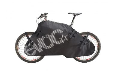 Evoc Padded Bike Rug Transporttasche 150x75x2cm Black