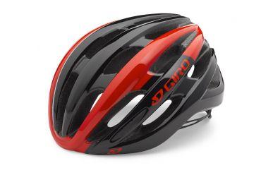 Giro Foray Fahrradhelm red/black S 51-55cm