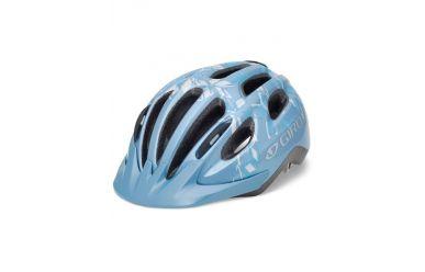 Giro VENUS II Fahrradhelm ice blue/wht tallac uni