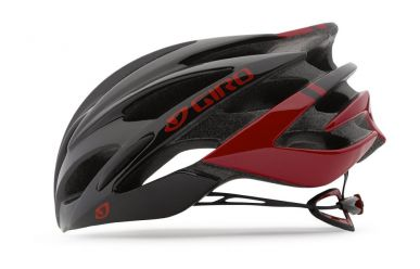 Giro Savant 55-59cm MIPS Fahrradhelm red/black M 55-59cm