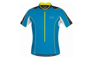 Gore Power Phantom 2.0 Trikot Splash Blue