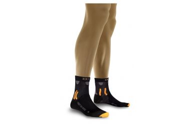X-Bionic X-Socks Mountain Bike Socken Black