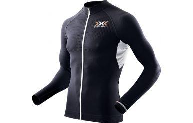 X-Bionic The Trick langarm Trikot Black White