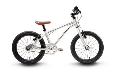 "Early Rider Belter Urban Kinderrad 16"" Brushed Aluminium"