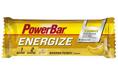 PowerBar Energize Riegel Banana Punch 55g