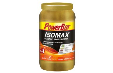 PowerBar Isomax Blutorange isotonisches Sportgetränk 1200g