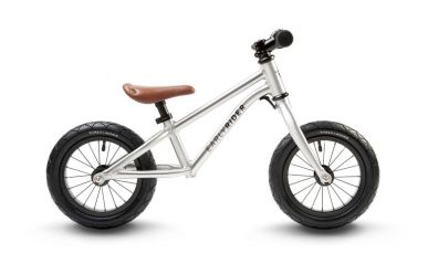 "Early Rider Urban Runner Laufrad 12"" Brushed Aluminium"