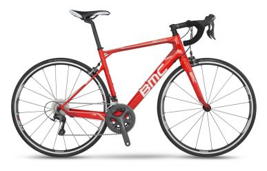 BMC Granfondo GF02 Ultegra CT SuperRed