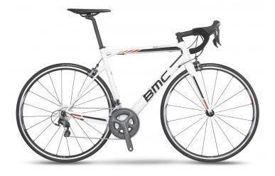 BMC Teammachine SLR02 Ultegra White