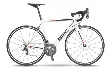 BMC Teammachine SLR02 Shimano Ultegra White 60cm