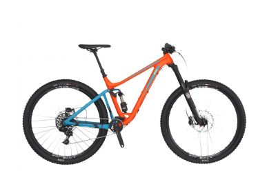 BMC TrailFox TF03 X1 Red
