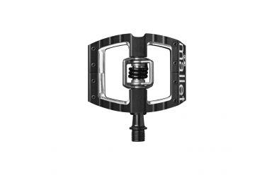 CrankBrothers Mallet DH/Race Pedalen  inkl. Premium Cleats schwarz