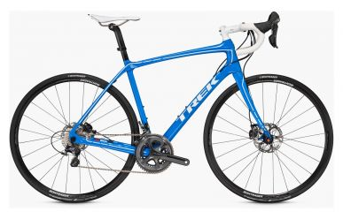 Trek Domane 6.2 Disc Waterloo Blue Pearl/Crystal Weiss 54cm