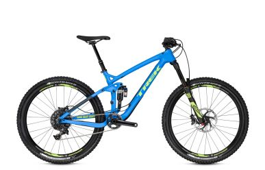 Trek Slash 9.8 27.5 Matte Waterloo Blue 17.5""