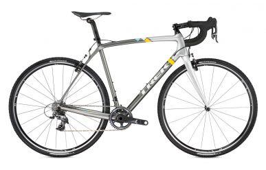 Trek Boone 7 Charcoal/Schwarz Pearl/Trek Weiss 56cm Testbike