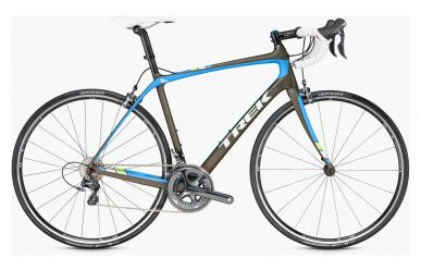 Trek Domane 5.2 Matte Brown Bear/Waterloo Blue