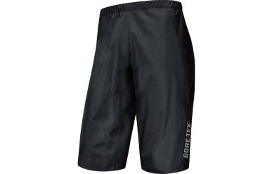 Gore Power Trail Gore-Tex® Active Shorts, black,S