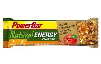 PowerBar Natural Energy Fruit & Nut Apfelstrudel Riegel 40g