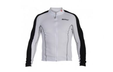 BMC langarmTrikot Road Performance Black White
