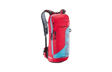 Evoc FR Lite Race 10L Red Neon Blue M/L