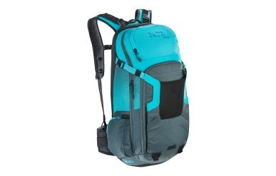 Evoc FR Trail Women 20L Sulfur Neon Blue M/L
