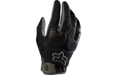 FoxHead Unabomber Handschuh Black/Grey XXL