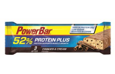 PowerBar ProteinPlus 52% Cookie Cream