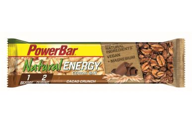 PowerBar Natural Energy Cereal Riegel 40g Cacao Crunch