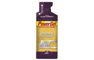 PowerBar PowerGel Multipack 4 Gels schwarze Johannisbeere