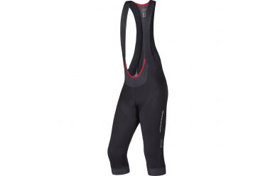 Gore Oxygen Windstopper 3/4 Bib Tight mit langdistanz Polster, Black