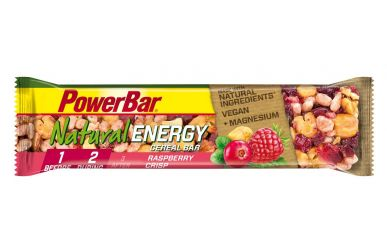 PowerBar Natural Energy Cereal Riegel 40g Himbeere