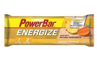 PowerBar Energize Riegel Mango Tropical 55g