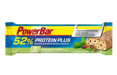 PowerBar ProteinPlus 52% Mint Chocolate