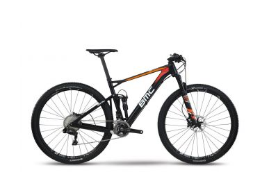 BMC FourStroke FS01 XT Di2 Black Fire