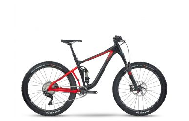 BMC SpeedFox SF02 Trailcrew XT Super Red M