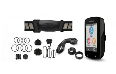 Garmin Edge 820 Bundle inkl. HF Brustgurt, Speed, Trittfrequenzsensor