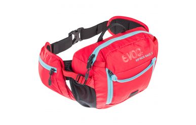 Evoc Hip Pack Race 3L Red Neon Blue