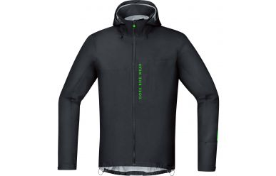 Gore Windstopper Soft Shell Jacke Black