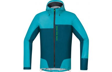 Gore Power Trail Windstopper® Soft Shell Jacke ink blue L