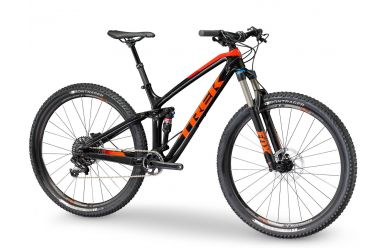 Trek Fuel EX 9.7 29 Black/Roarange