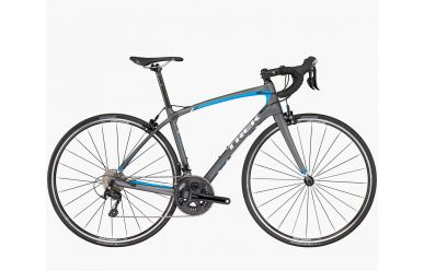 Trek Silque S 5 54cm Matte Metallic Charcoal/Waterloo Blue