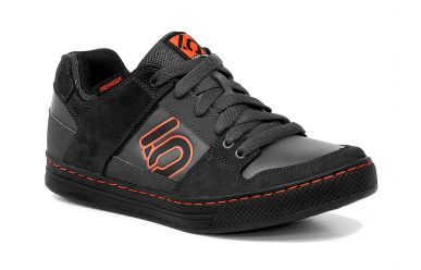 FiveTen Freerider Elements Men Dark Grey Orange Stealth S1 Sohle MTB Schuh