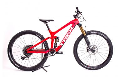 Trek Slash 9.9 29 Race Shop Limited Viper Red 17.5""