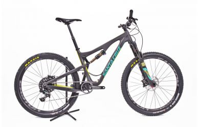 Santa Cruz 5010 2.0 CC  Sram X01  Black/ Yellow M