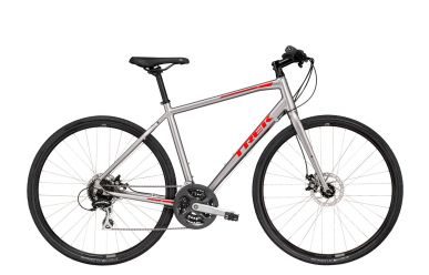 Trek FX 2 Disc Metallic Gunmetal 20""