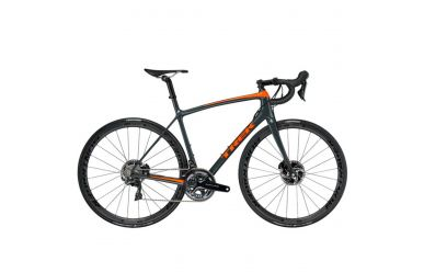 Trek Emonda SLR 8 H2 Disc P1 Solid Charcoal/Radioactive Orange 54cm