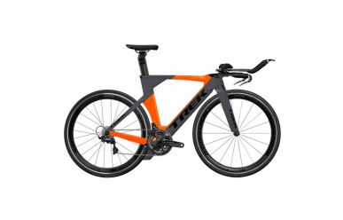 Trek Speed Concept Solid Charcoal/Radioactive Orange L